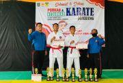 Karateka SMA Jombang Dipersiapkan KOSN