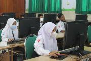 SMP di Jombang Jalani Geladi Bersih ANBK