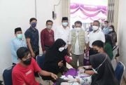 Vaksinasi Covid-19 Jawa Pos Radar Jombang Berlangsung Sukses