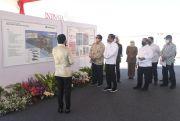 Dampingi Presiden Jokowi Resmikan Pembangunan Smelter Freeport