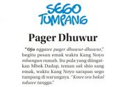 Pager Dhuwur