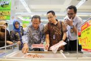 Tim Gabungan Sidak di Pasar Modern Kediri