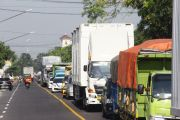 Tiga Titik Jalan Nasional Rawan Macet