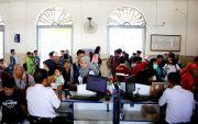 Padat, Pelajar Kampung Inggris dan Santri Dominasi Penumpang KA