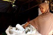 Nuning Sulistyani, Olah Sampah Plastik Jadi Peluang Bisnis