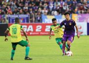 Persik Bawa Misi Balas Dendam di Stadion Cenderawasih