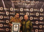 Rahadian Fatawi, Raih Penghargaan dari Rekor Prestasi Indonesia