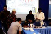 Bedah Buku Pu Gajah Mada, Menyibak Pembelokan Sejarah Era Kolonial (.)