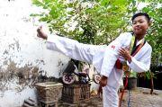 Mazendra Chornelius Saputra, Taekwondoin Cilik Berprestasi dari Kediri