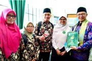 Najwa Kahani Fatima, siswa MTs Negeri 2 Kota Kediri, Juara Kedua MYRES