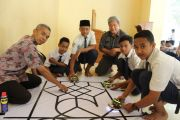 Tim Robotic MTs 'Aisyiyah Juarai Muhammadiyah Education Award