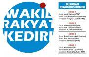DPRD Kabupaten Kediri Bagi Posisi di Komisi