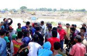 Warga Dua Desa di Jombang Luruk Area Tambang Pasir Kunjang
