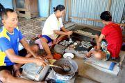 Melihat Kampung Emping Melinjo di Desa Mejono, Kecamatan Plemahan
