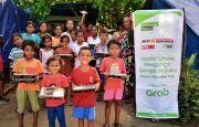 Grab Indonesia dan ACT Ringankan Beban Ribuan Penyintas Gempa Maluku