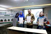 Kolaborasi Global Wakaf-ACT bersama BNI Sekuritas dan BEI