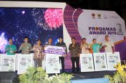 Prodamas Award 2019: Juara Umum Jatuh ke Kelurahan Dermo