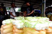 Panen Gagal, Ini Akibatnya pada Harga Sayuran di Kediri