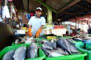 Curah Hujan Pengaruhi Harga Ikan di Kediri