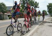 Komunitas Pit Dhuwur Nganjuk, Tawarkan Sensasi Lain Bersepeda