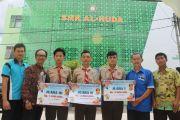 Luar Biasa! Tiga Siswa SMK AL Huda Kota Kediri Raih Juara di LKS Jatim