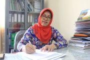 Wahyu Sri Astutik, Perawat Bergelar Doktor di Pemkab Kediri.