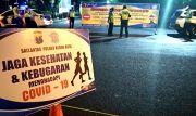 Antispasi Covid-19 di Kediri: Inilah Ruas Jalan yang Ditutup