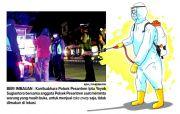 Pastikan Imbauan #DiRumah Aja, Tim Patroli Terus Pagi hingga Malam