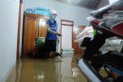 Puluhan Rumah Terendam Banjir