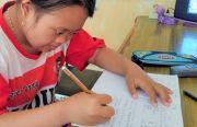 Guru SLB di Grogol Antar Tugas Anak Sejauh 10 Kilometer