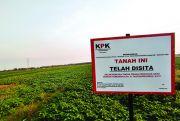KPK Sita Tanah Taufiq