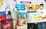 Warga Sonorejo Raih Grand Prize Undian Pelanggan Radar Kediri