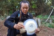 Temukan Belasan Makam Suku Kalang di Dekat Candi Lor Nganjuk