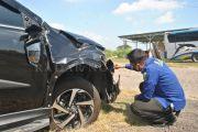 Jalan Raya Kertosono-Nganjuk Kembali Memakan Korban