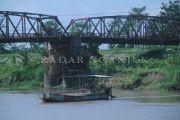 Nyaris Ambruk, Jembatan Lama Kertosono Masih Dilewati