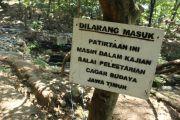 Wadoek Ngesong dan Kawah yang Misterius di Gunung Klotok