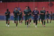 Tempa Fisik di Pantai Prigi, Pelatih Persik Inginkan Ini ke Pemainnya