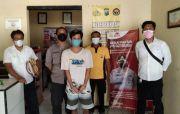 Penjual Sabu Asal Tertek Pare Segera Jalani Sidang