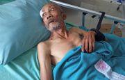 Kisah Tukirin, Warga Kediri Korban Tabrak Lari yang Tak Punya Rumah