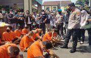 Narkoba Banyak Beredar,Polres Kediri Kota Ungkap Belasan Kasus
