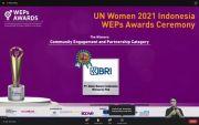 BRI Raih Penghargaan UN Women 2021: Community Engagement & Partnership