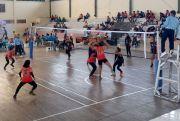 Kalah Set, Tim Bola Voli Indoor Putri Kudus Tersisih dari Grup