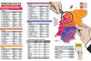 Prediksi Hasil Pileg: PPP Geser Dominasi Kursi PDIP di DPRD Jepara