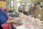 Blusukan ke Pasar, Plt Bupati Jepara: Harga Sembako Tetap Stabil