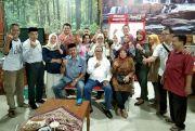 Jalin Keakraban, Ketua DPRD Blora Buka Bersama dengan Wartawan