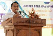 Pemkab Pati Dorong Desa Bentuk Klinik BUMDes Sehat