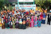 Peduli Sesama, Ikasmada Blora Santuni 105 Anak Yatim Piatu