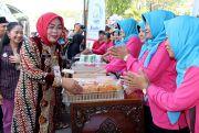Harga Miring, Pasar Murah di Halaman Kantor Setda Diserbu Warga