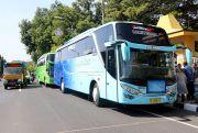 Pemkab Berangkatkan Dua Bus, Angkut 106 Pemudik Asal Blora