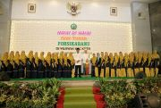 Halalbihalal Forsikabanu 1440 H Dimeriahkan 1.500 Alumni